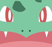 Bulbasaur by FairytalePond