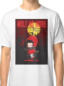 Wolf no more.Little Red Riding Hood v.2 Classic T-Shirt