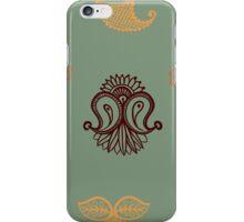 ethnic seamless pattern. Indian ornament, kaleidoscopic flora pattern, mandala. range iPhone Case/Skin