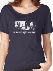 It should have been Lars Women's Relaxed Fit T-Shirt