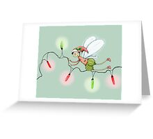 The Christmas Fairy Greeting Card