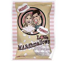 LoVE Marshmallows Poster