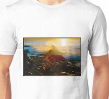 Derwent River Orbed Sunrise Unisex T-Shirt