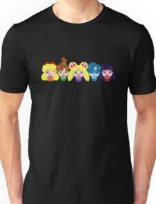 In the name of the moon we will punish you! Unisex T-Shirt