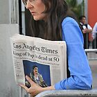 the news od michael jachson by loyaltyphoto
