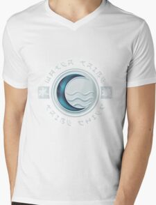 Water Tribe Chief Mens V-Neck T-Shirt