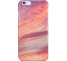 Cotton Candy Pink Skies iPhone Case/Skin