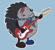 Ziggy plays guitar Baby Tee