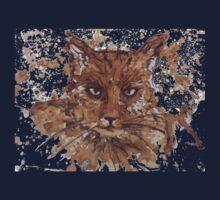 Caffeine Kitty T-shirt Kids Clothes