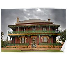Monte Cristo Homestead, Australia's most haunted house Poster