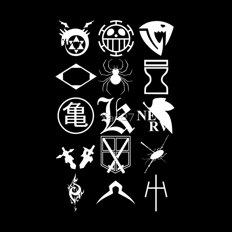 The Gallery For Gt Best Anime Logos
