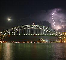 SydneyHarbourBridge by koz13b