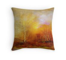 Russet Lane'... Throw Pillow
