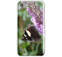 Yellow Admiral 3 iPhone Case/Skin