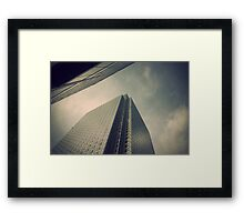 Great Planes of Windows Framed Print