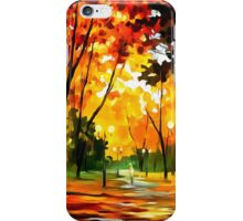 Dance of The Wind iPhone Case/Skin