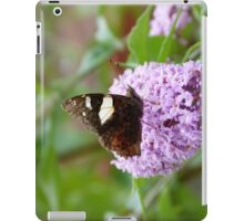 Yellow Admiral 1 iPad Case/Skin