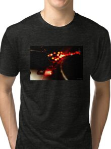 Evening Commute Tri-blend T-Shirt
