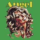Farrah Fawcett - Charlie&#x27;s Angel by Brother Adam