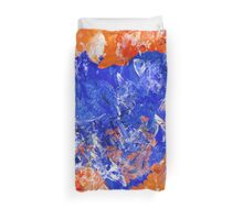 Cold, Cold Heart Duvet Cover