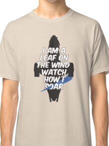 A Leaf on the Wind Classic T-Shirt