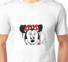 Minnie Mess - Head Unisex T-Shirt