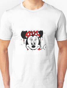 Minnie Mess - Head T-Shirt