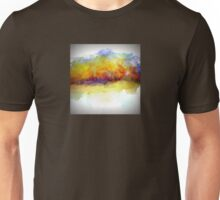 Simply Beautiful Golden Landscape Unisex T-Shirt
