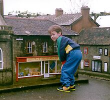 A Young Gulliver in Lilliput by Ian Ker