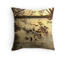 Magic Mangrove Throw Pillow