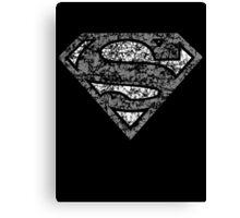 Superman Symbol Canvas Print