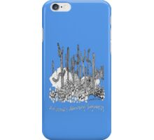 Dancing Saguaros iPhone Case/Skin