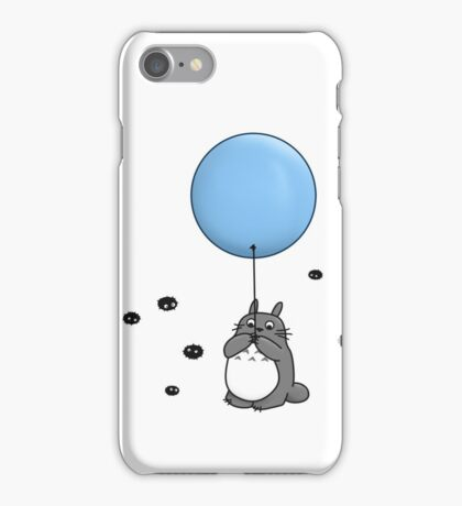 """""""Nobody can be uncheered with a balloon"""" iPhone Case/Skin"""