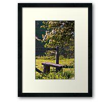 Stile Framed Print