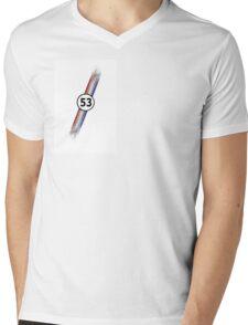 53 beatle bug Mens V-Neck T-Shirt