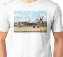 Supermarine Spitfire LF.IXc MK356/UF-Q Taxying Unisex T-Shirt