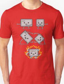 Control Z Fusion Unisex T-Shirt