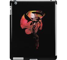 Man of steel Superman iPad Case/Skin