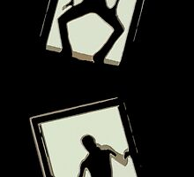 Michael Jackson by fuxart