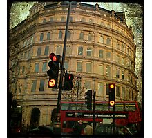 london Trafalgar square Photographic Print
