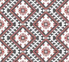 Ukrainian national ornaments by OlgaBerlet
