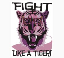Fight Like A Tiger by spaceyqt