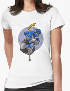 Sly Cooper 2 Womens Fitted T-Shirt