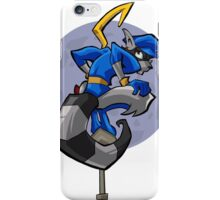Sly Cooper 2 iPhone Case/Skin