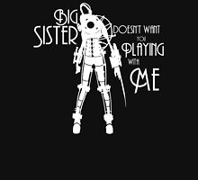 Bioshock - Big Sister  Womens Fitted T-Shirt