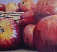 Apple Overflow by Jaana Day