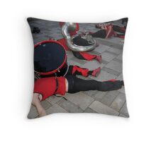 last performance Throw Pillow