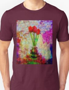 Three Tulips Unisex T-Shirt