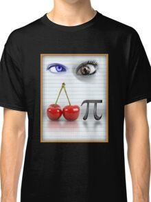 Eye Eye Cherry Pie Classic T-Shirt