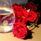Roses and Water by debidabble